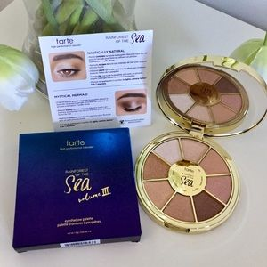 🆕TARTE Rainforest Of The Sea limited edition